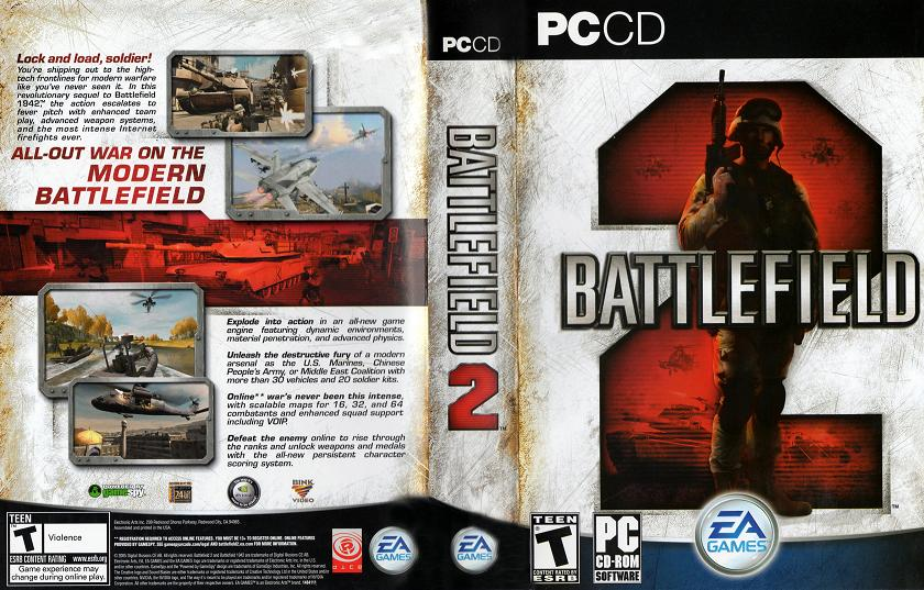 I-t world & entertainment point: battlefield 2 game pc free download.