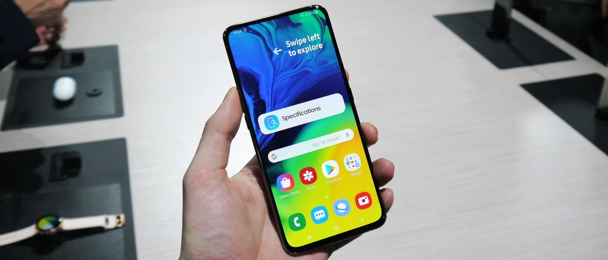 Samsung Galaxy A80 Wallpapers Stock Free Download Insopra