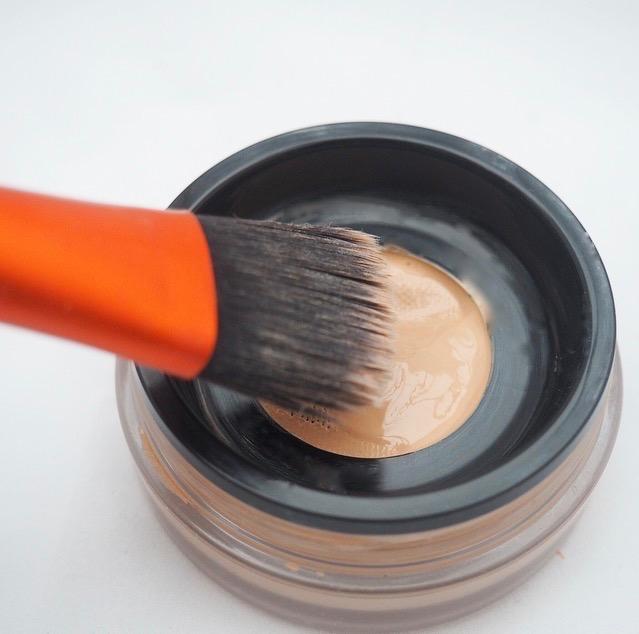 peggy sage aqua silky foundation