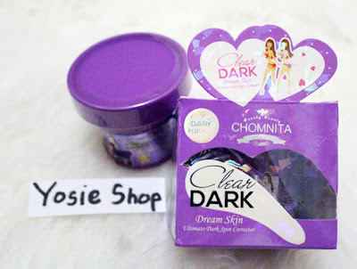 Clear Dark Dream Skin Original Produk Memutihkan Bokong dan Paha