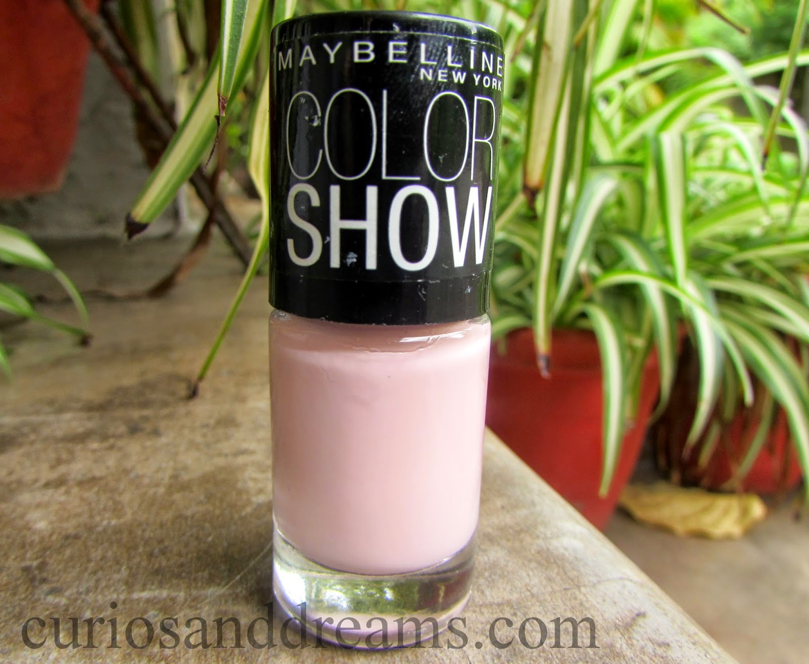 Maybelline Color Show 401 Constant Candy review, Maybelline Color Show Constant Candy review