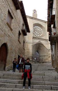 Valderrobres, Iglesia de Santa María.