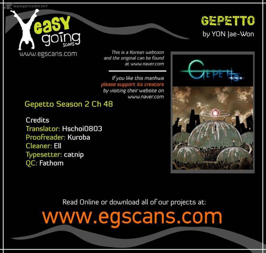 Gepetto 134 - Read Gepetto Chapter 134 - Manga