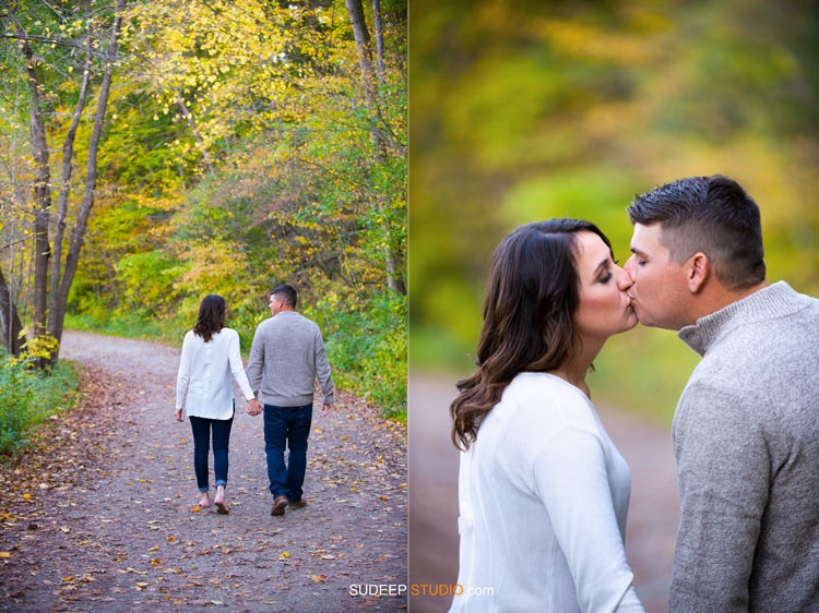Ann Arbor Island Park Engagement Session - SudeepStudio.com Ann Arbor Wedding Photographer