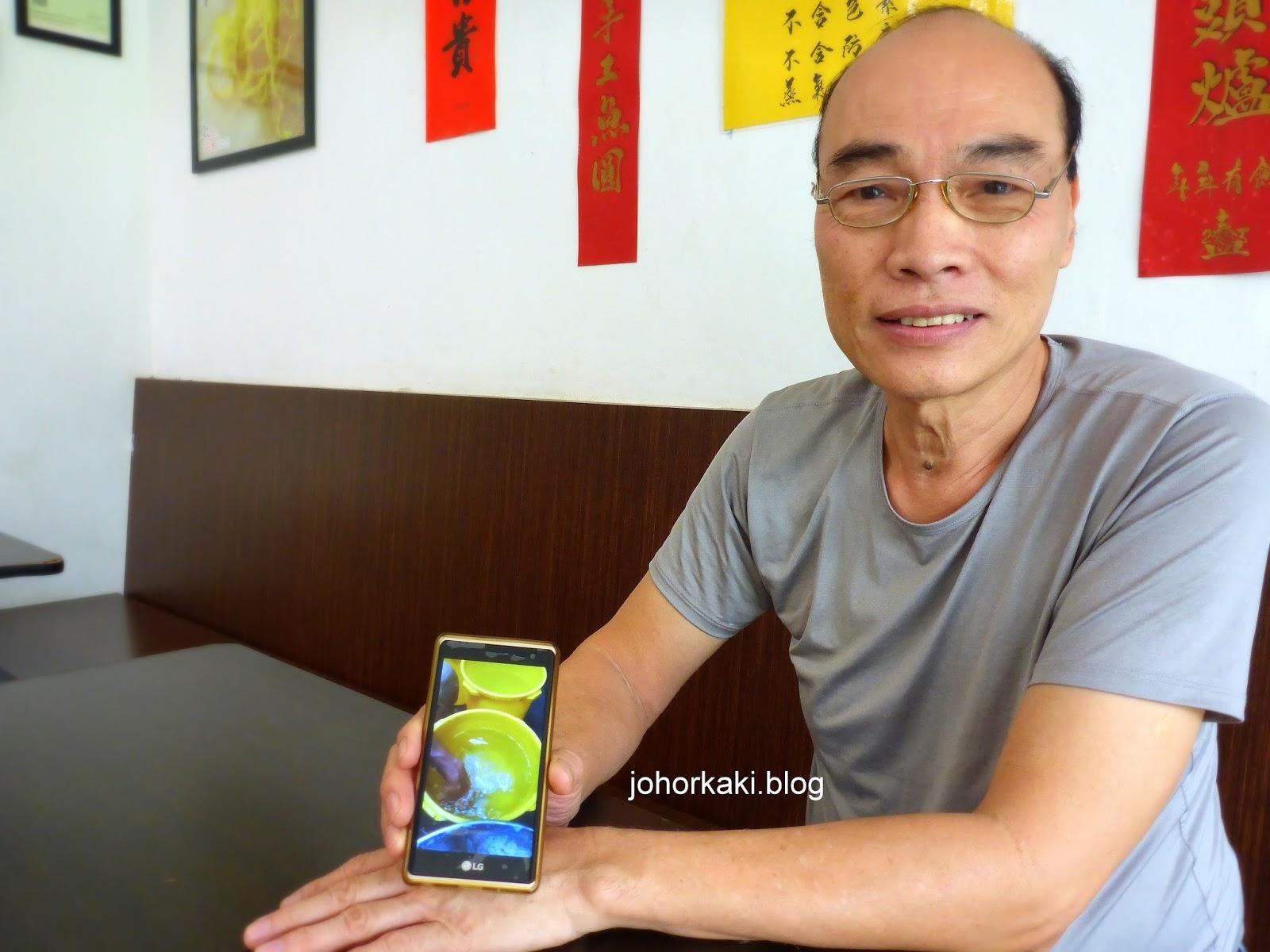 singapore best fish ball noodle list  fishball khin 欽記魚圆
