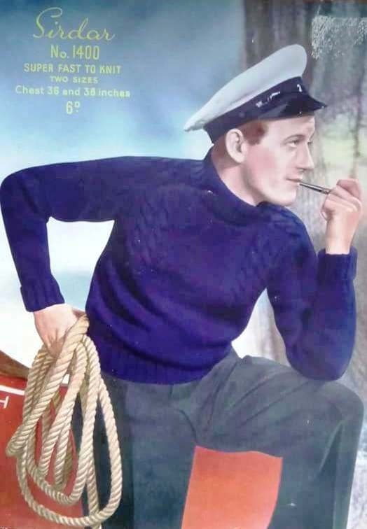 ec9a793d The new series on the history of what we wore, Knitting Patterns 1930-1970