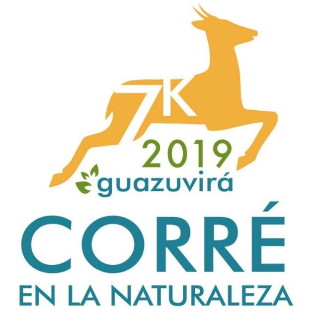 7k Guazuvirá (3a.ed., balneario Guazuvirá - Canelones, 19/ene/2019)
