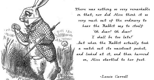 Poems, Quotes and Prose: 'Alice in Wonderland: I Shall be