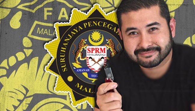 """""""SPRM Mahu Siasat FAM Atau Pemberi Maklumat?"""" – TMJ"""