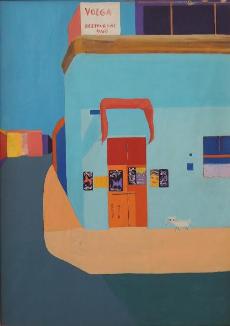 Sally Weintraub arte naíf surrealismo argentino volga