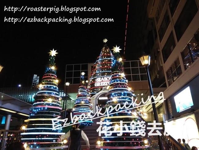 海港城聖誕燈飾2018