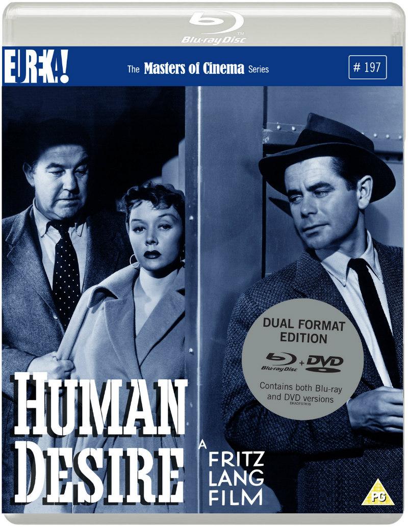 human desire 1954 poster