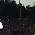 En un abrir y cerrar de ojos Rafael Santos concierto de Olímpica Stereo en Bogotá