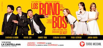LOS BONOBOS (Teatro)