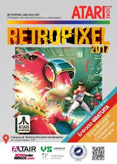 RetroPixel Málaga 2017