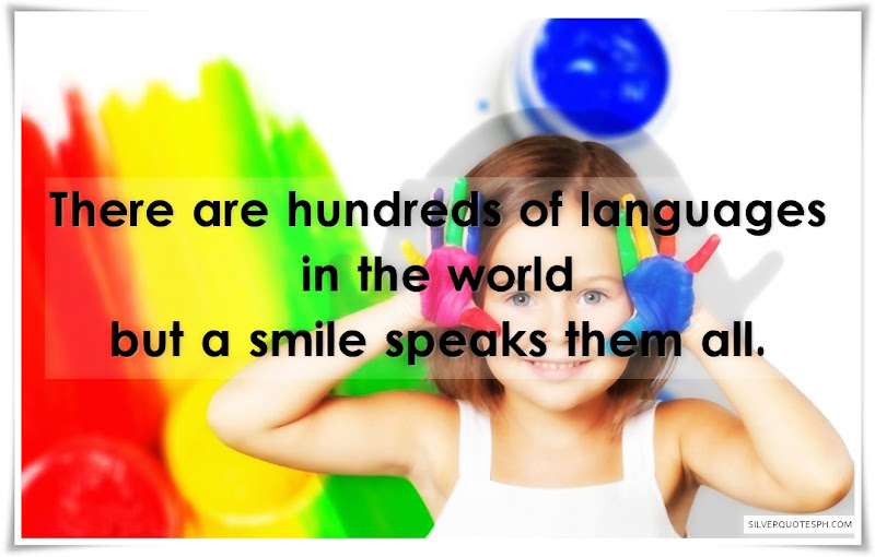 There Are Hundreds Of Languages In The World