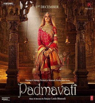Padmaavat Movie Poster