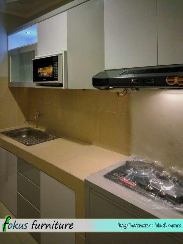Kitchen Set Dan Lemari Di Ciracas Furniture Kitchen Set Minimalis