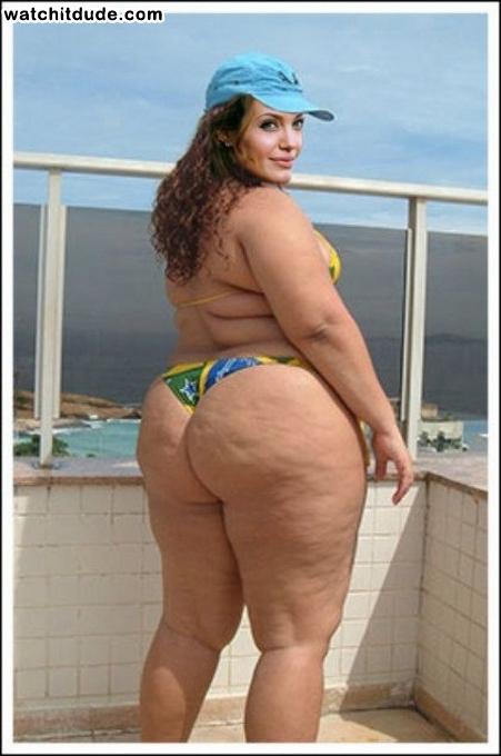 Fat Ass Woman 98