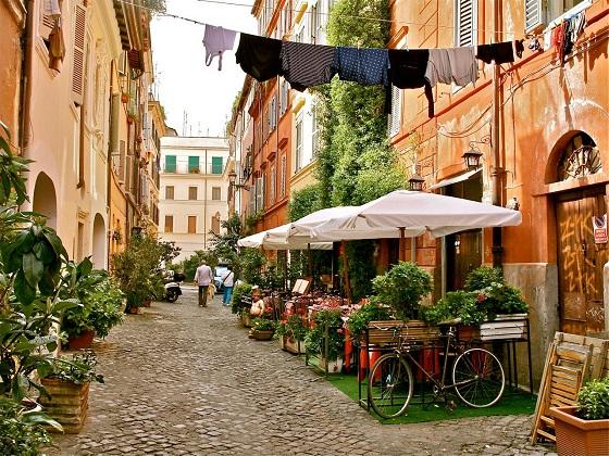 Συνοικία Τραστέβερε (Trastevere) - Ρώμη » Ταξιδιωτικός οδηγός - Πληροφορίες και Αξιοθέατα!