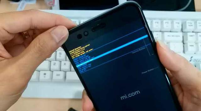 Quitar el patrón de un Xiaomi Mi A1