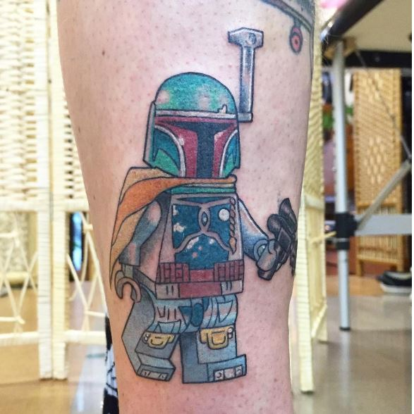 Cool Lego Star Wars Designs 102
