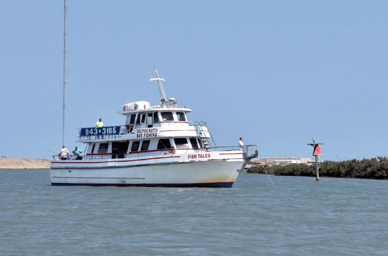 Captain jim our tax dollars at work for Fish tale boats