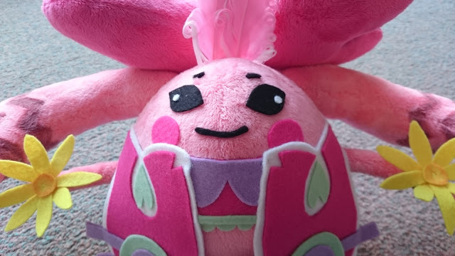 Oka plushie finished