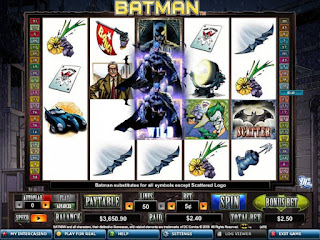 DC Comics Slots  - Batman