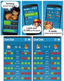 Download Game Duel Otak Full Verison terbaru