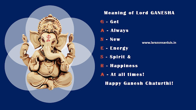 Happy Ganesh Chaturthi Wishes Quotes Messages Status