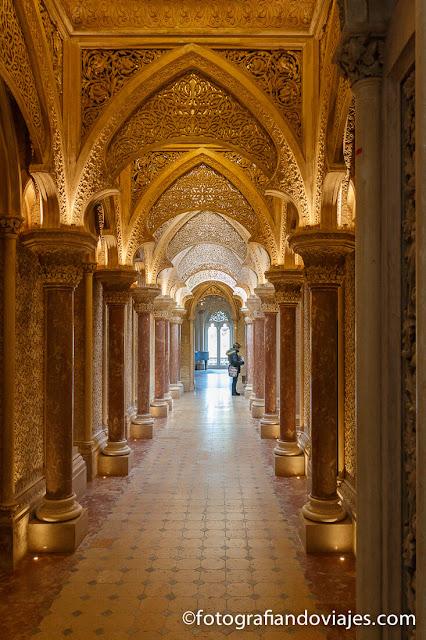 Quinta Monserrate en Sintra