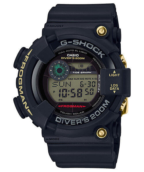 G-SHOCK FROGMAN GF-8235D-1B