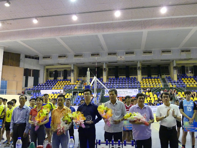 Lễ khai mạc giải HUBA - Cúp Bidrico 2019: Rất trang trọng!
