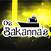 Logotipo do Bloco Os Bakanna's