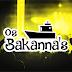 Logotipo do Bloco Os Bakanna's