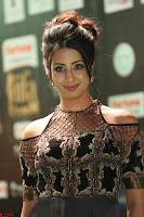 Sanjjanaa Galrani aka Archana Galrani in Maroon Gown beautiful Pics at IIFA Utsavam Awards 2017 25.JPG