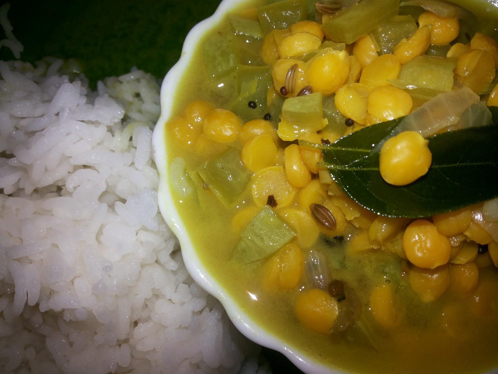 how to cook chana dal pakistani