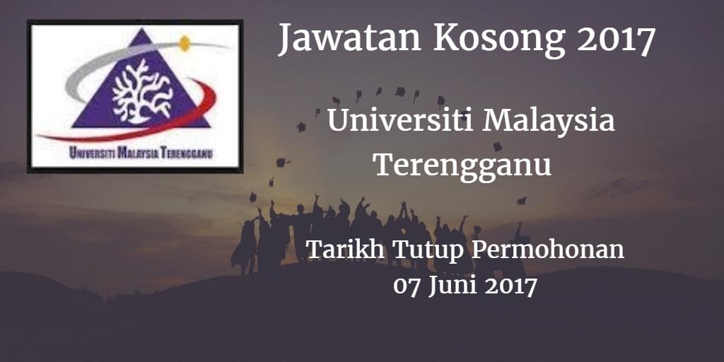 Jawatan Kosong UMT 07 Juni 2017