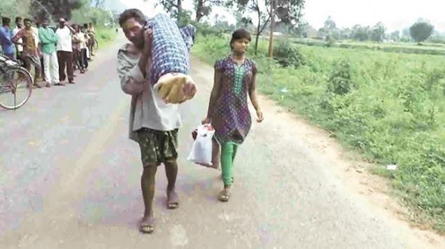 Suami Gendong Mayat Istri Sejauh 12 Km karena Tak Mampu Bayar Ambulans