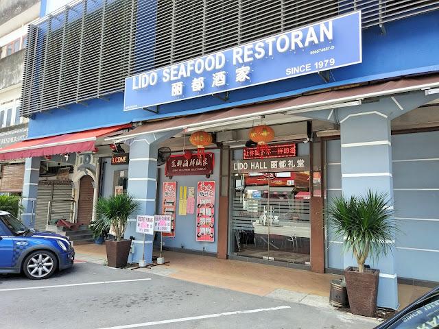 Sitiawan Trip Lido Seafood Restaurant