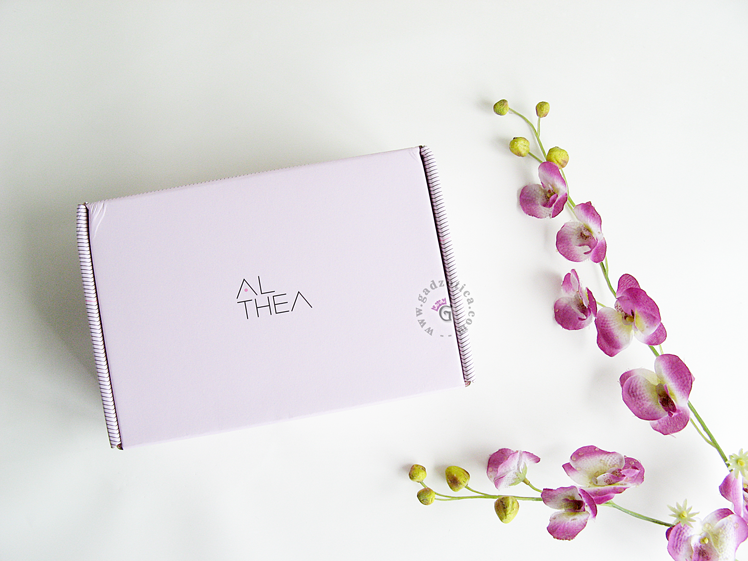 Althea Korea Pink Box