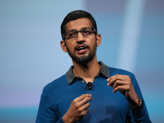 It's The Secret That Takes The Poor Boy So Google CEO