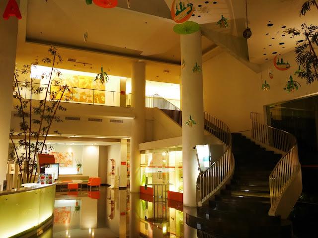 Lobby Harris Hotel Tebet