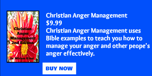 Christian Anger Management PDF Book