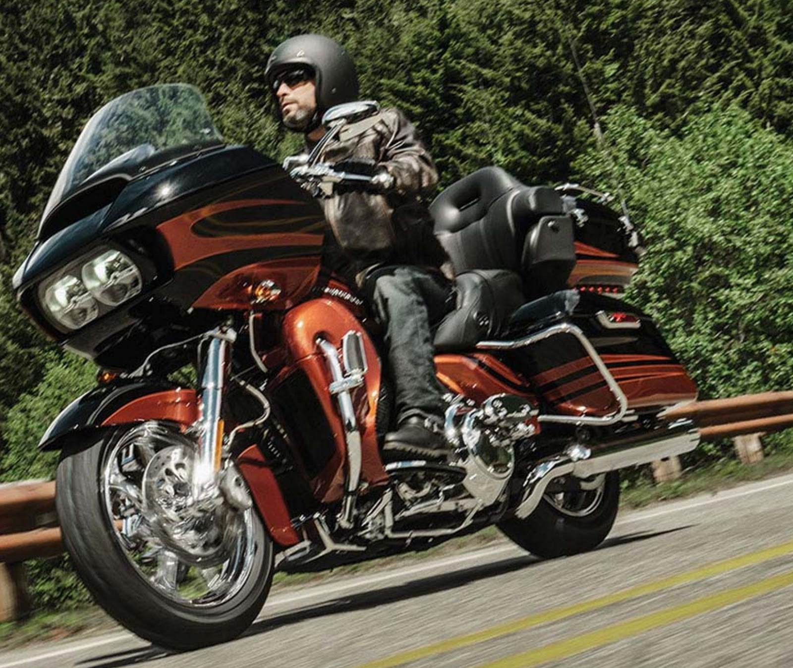 harley davidson cvo road glide fltruse 2015 oem factory parts catalog. Black Bedroom Furniture Sets. Home Design Ideas
