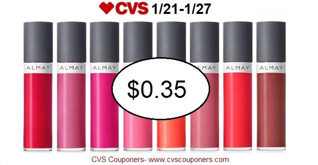 http://www.cvscouponers.com/2018/01/hot-pay-035-for-almay-liquid-lip-balm.html