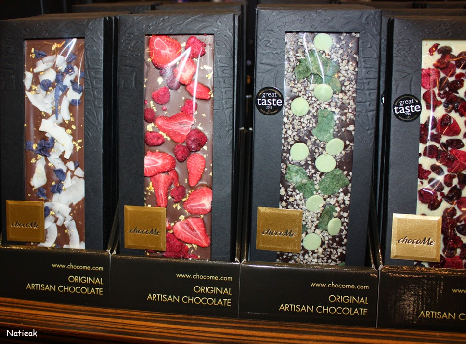 ChocoMe original  artisan chocolate