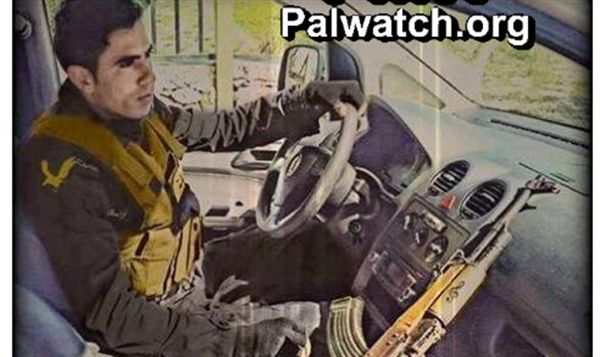 Terrorista elogiado por Fatah
