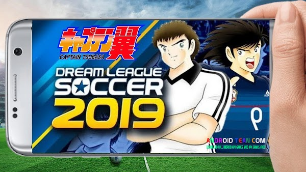 DLS 19 Android Mod Captain Tsubasa [Unlimited Money]